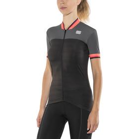 Sportful Grace Jersey Dame black/anthracite